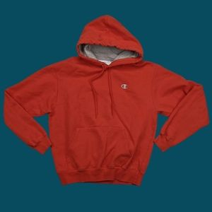 Champion Eco Hoodie In good condition • Color: ora